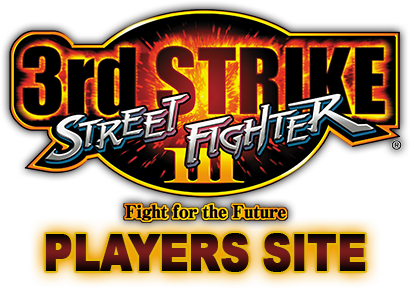 STREET FIGHTER III 3rd STRIKE PLAYERS SITE